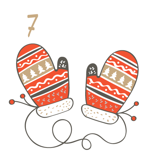 Advent Calendar - Stickers messages sticker-6