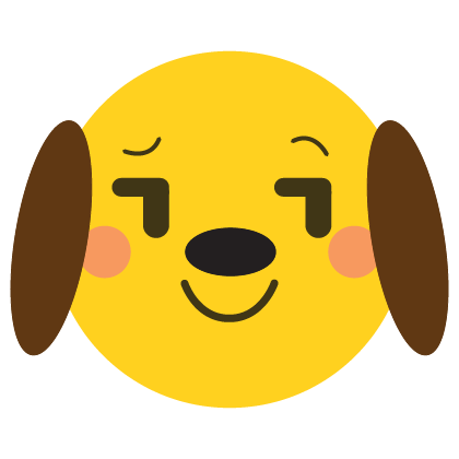 Doggmoji messages sticker-0