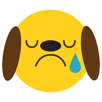 Doggmoji messages sticker-5