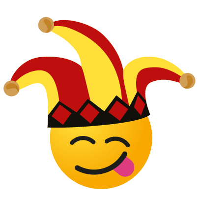 Smileys in Hats Sticker Pack messages sticker-7