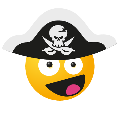 Smileys in Hats Sticker Pack messages sticker-2