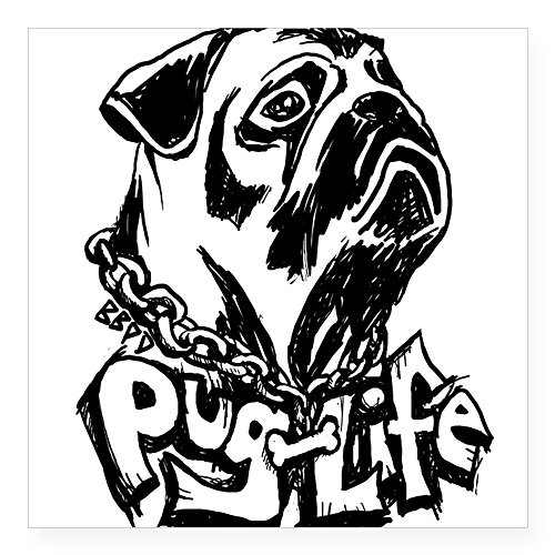 Thug Life & Pug Life Stickers messages sticker-5