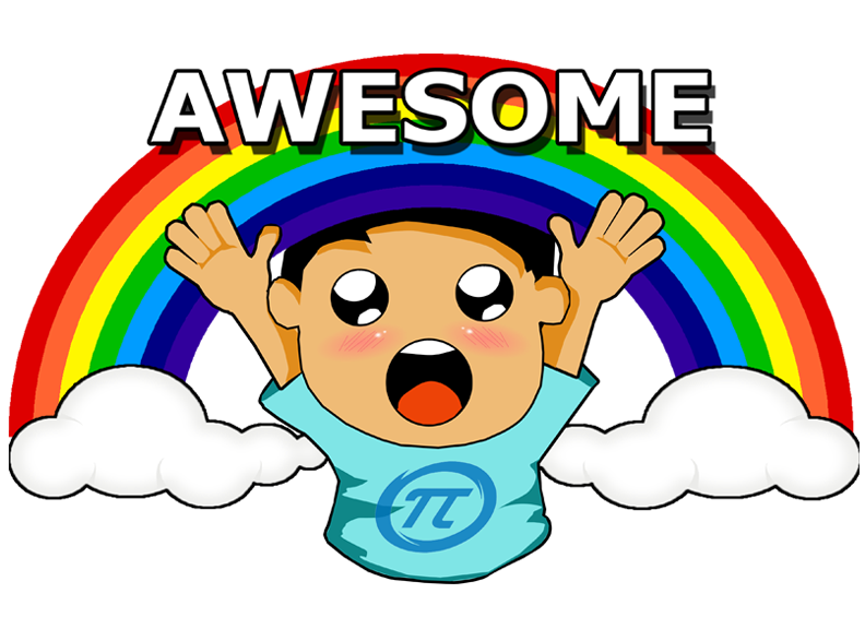 Portal Team Awesome Stickers messages sticker-0