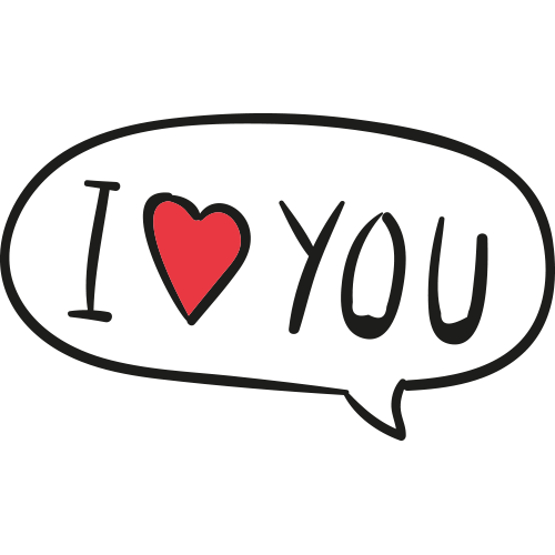 LOVEJI - Flirt Dating & Relationship Emoji App messages sticker-6