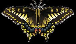 Butterfly Art Stickers messages sticker-1