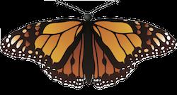 Butterfly Art Stickers messages sticker-0