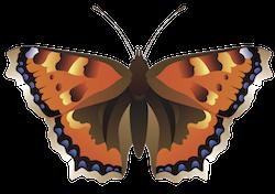 Butterfly Art Stickers messages sticker-3