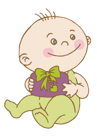 Baby Cute Stickers messages sticker-10