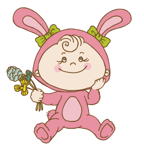 Baby Cute Stickers messages sticker-7