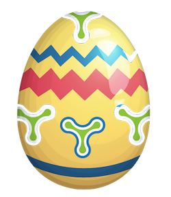 EasterMojis - Cute Easter Egg Stickers messages sticker-7