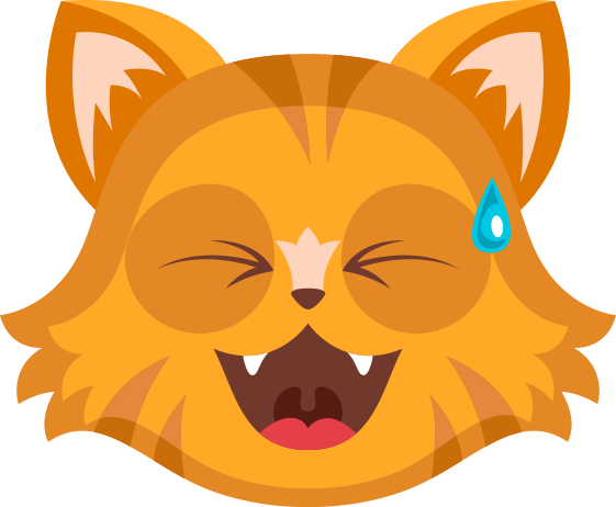 Kitten Emoji - Little Cat Stickers messages sticker-8