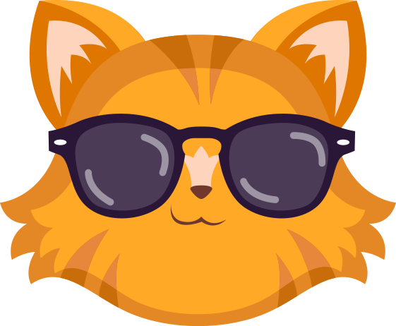 Kitten Emoji - Little Cat Stickers messages sticker-1