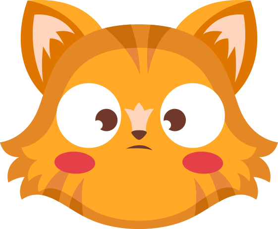 Kitten Emoji - Little Cat Stickers messages sticker-4
