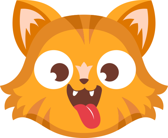 Kitten Emoji - Little Cat Stickers messages sticker-2