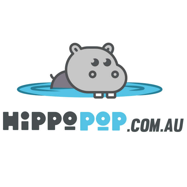 Hippo Pop messages sticker-0