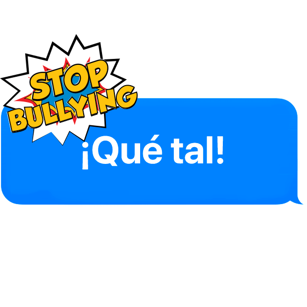 Rompe Bullying por TokApp School messages sticker-0