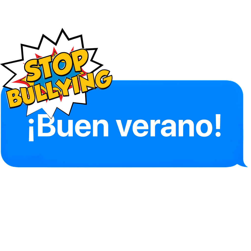 Rompe Bullying por TokApp School messages sticker-4