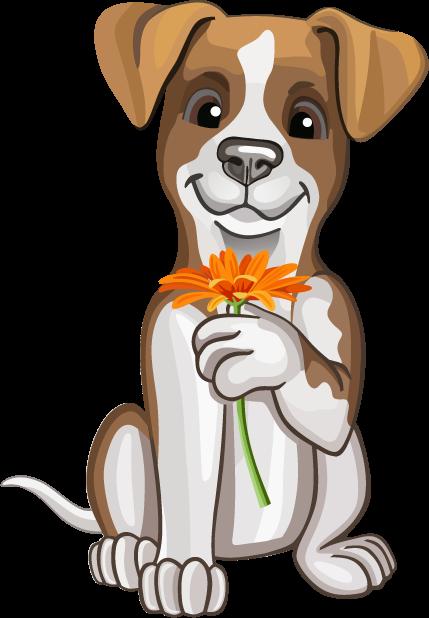 Джек Рассел - милая собачка messages sticker-11