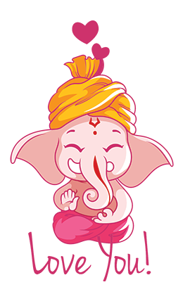 Krishna Stickers messages sticker-1