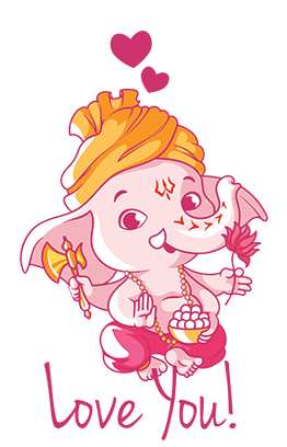 Krishna Stickers messages sticker-5