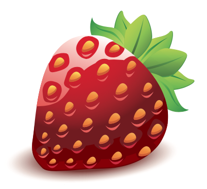 Sweetie Fruit Stickers messages sticker-7