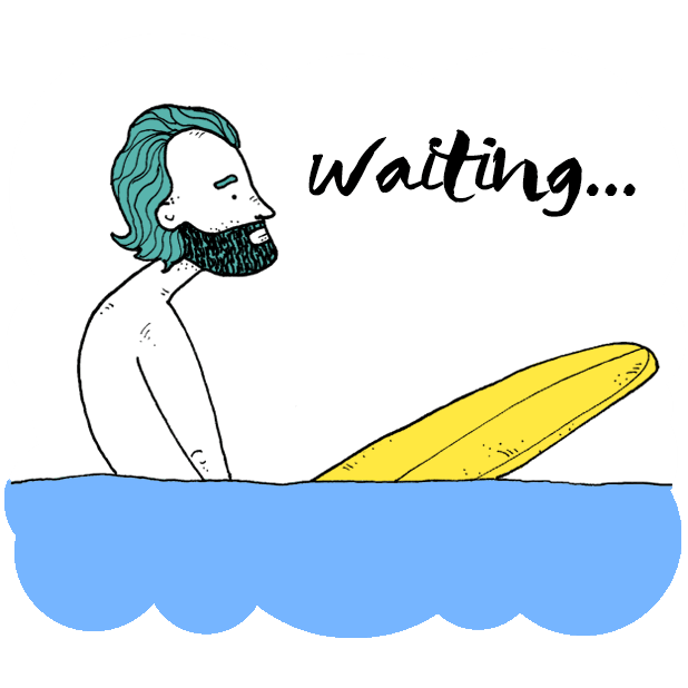 Just Surfing Stickers Pack messages sticker-6