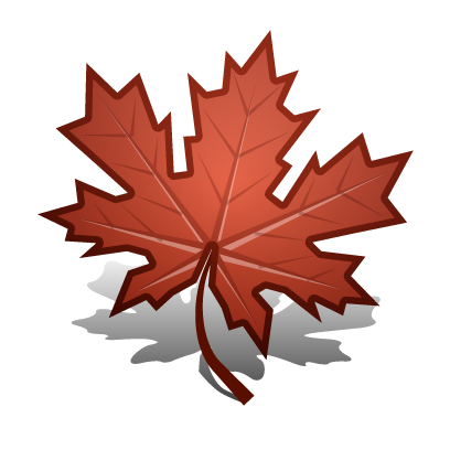 The Mighty Maple Leaf: Celebrating Canada Day messages sticker-11