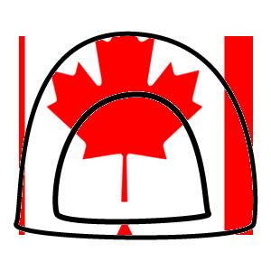 Super Canada Sticker pack messages sticker-2