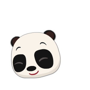 Dr. Panda Stickers messages sticker-2
