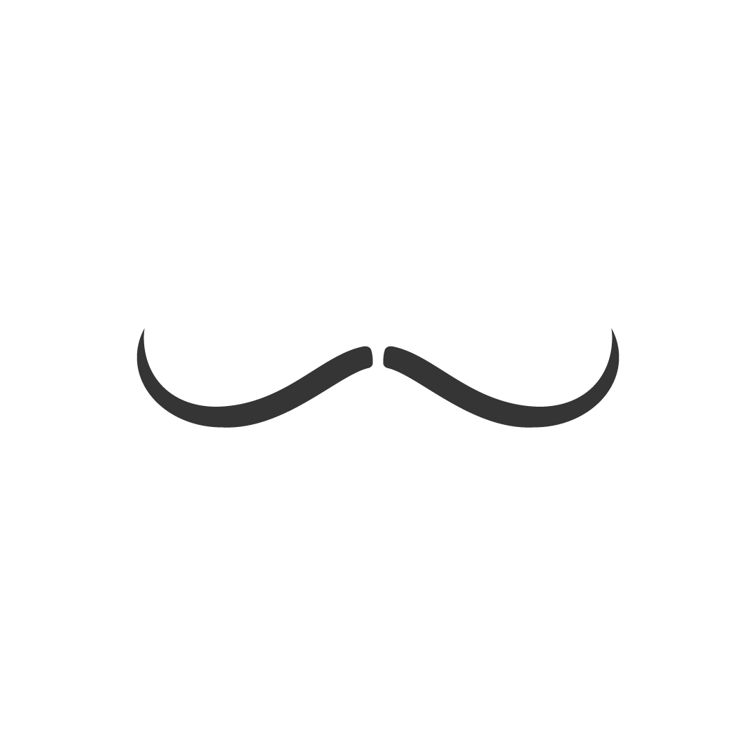 Mustaches and Beards messages sticker-9