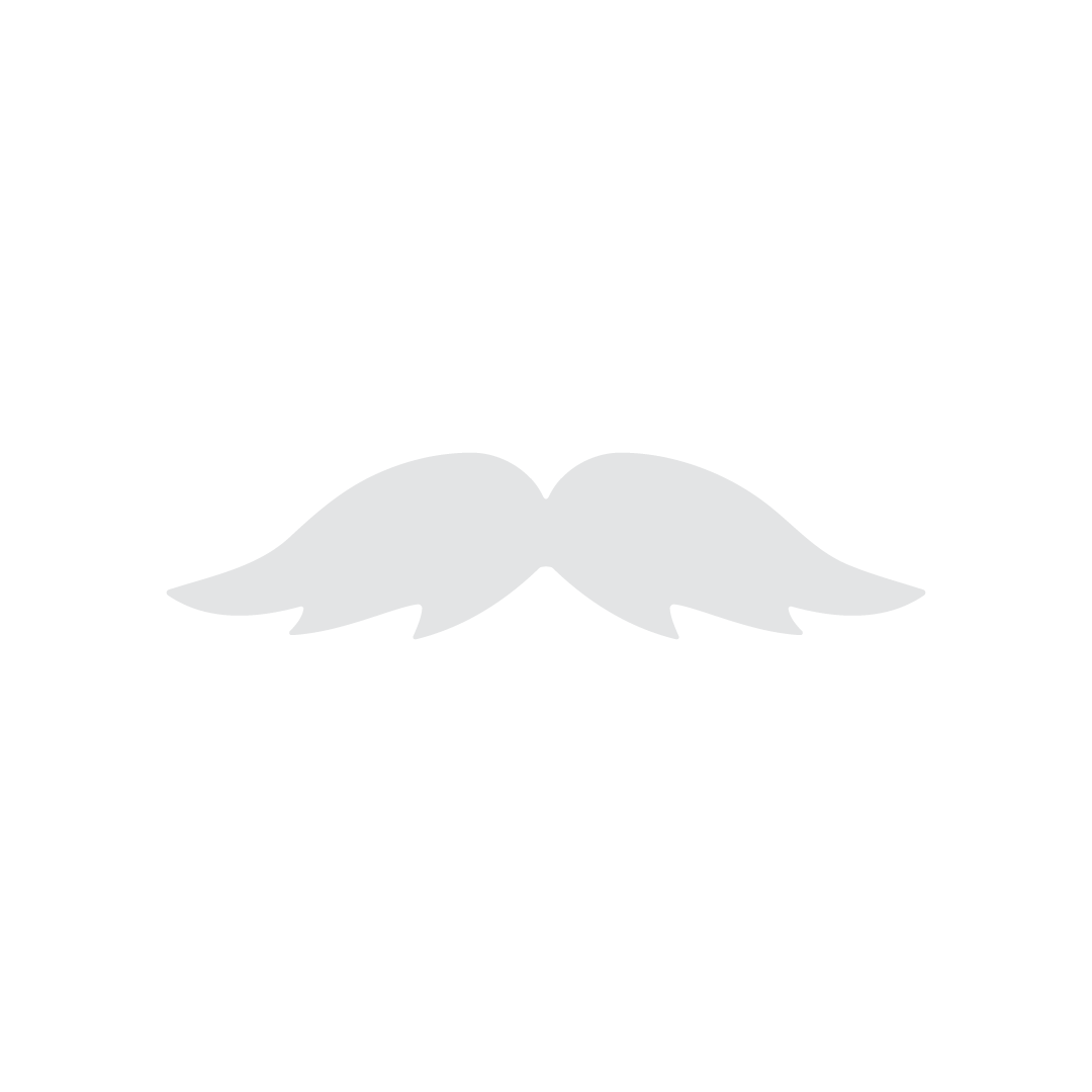 Mustaches and Beards messages sticker-2