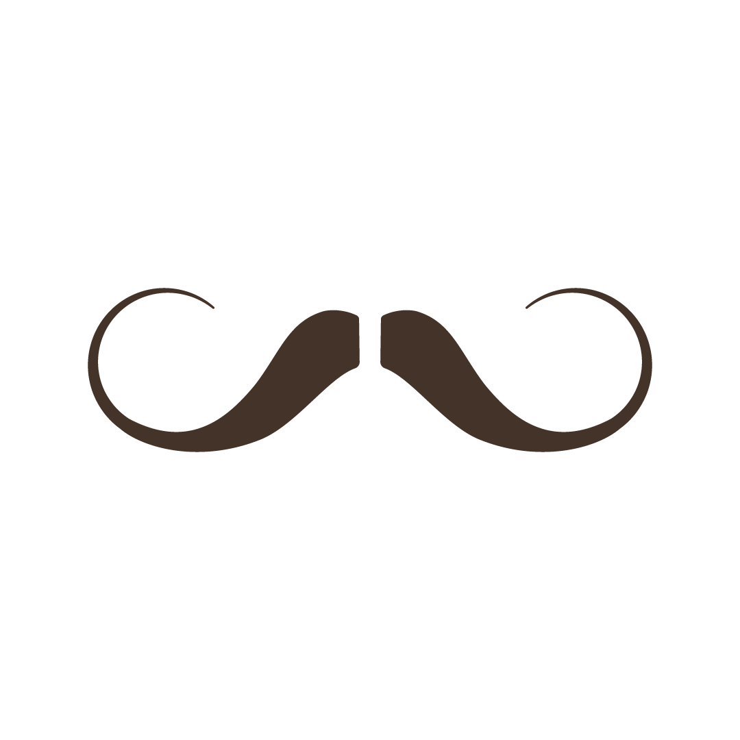 Mustaches and Beards messages sticker-5