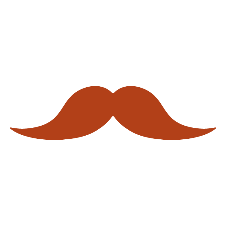 Mustaches and Beards messages sticker-3