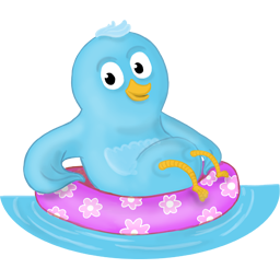 Cute Duck Stickers HD messages sticker-3
