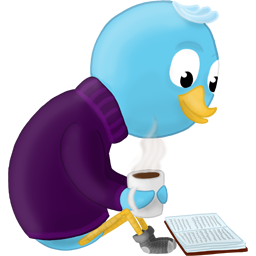 Cute Duck Stickers HD messages sticker-4