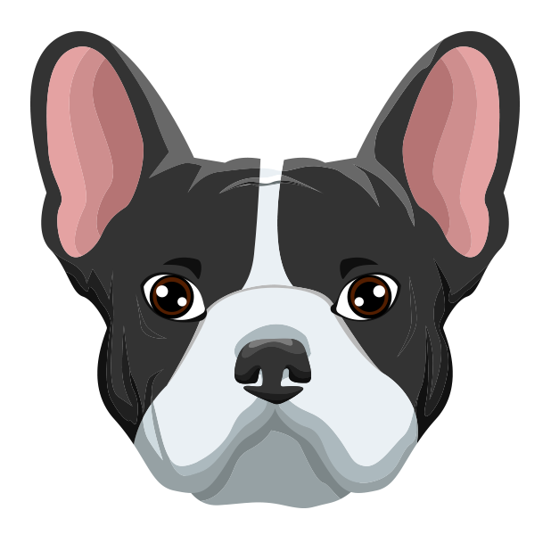 FrenchieMoji - French Bulldog messages sticker-7