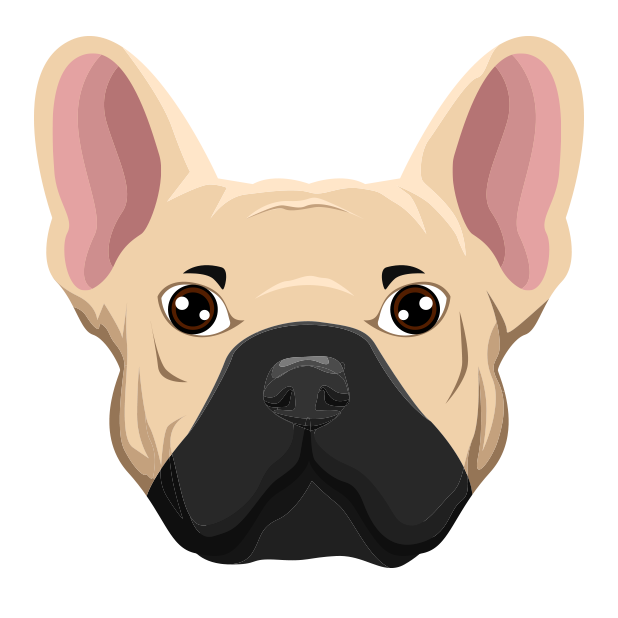 FrenchieMoji - French Bulldog messages sticker-6