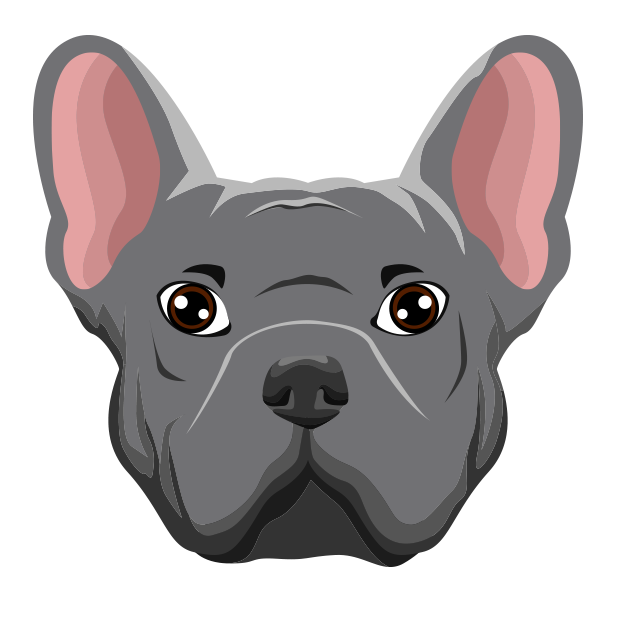FrenchieMoji - French Bulldog messages sticker-5