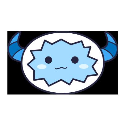 Babi Yeti Stickers messages sticker-0