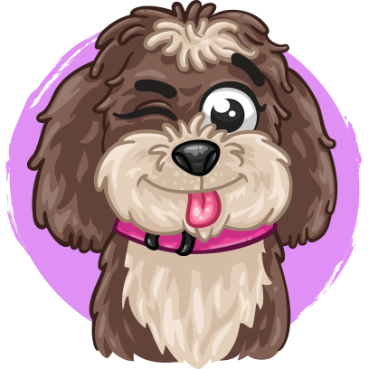Poppy The Dog messages sticker-6