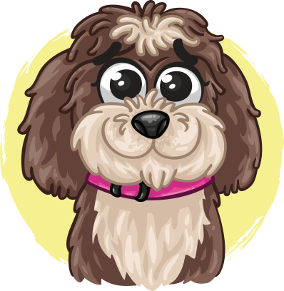 Poppy The Dog messages sticker-4