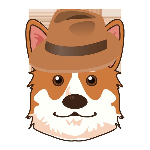CorgiMoj - Corgi Emoji & Stickers messages sticker-10