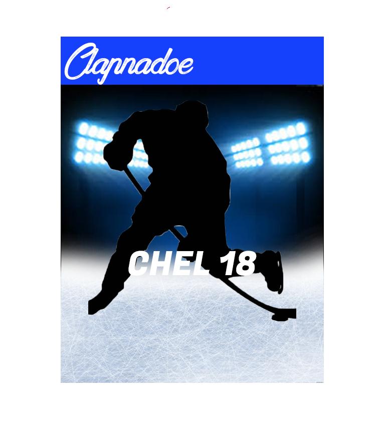 Clapnadœ Hockey Stickers messages sticker-11