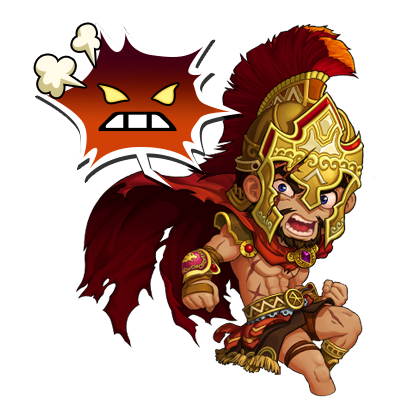 Medal Heroes : Arena Battle messages sticker-9