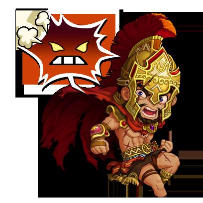 Medal Heroes : Arena Battle messages sticker-5