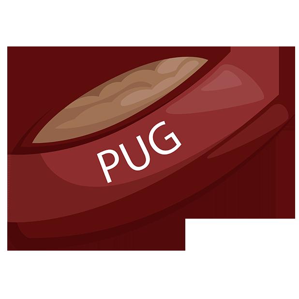 PugMojis - Pug Emoji & Sticker messages sticker-7