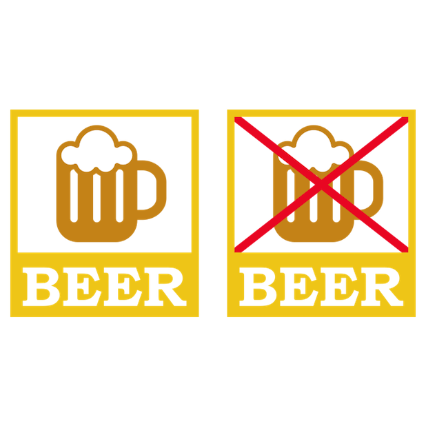 Funny Beer Quotes Stickers For iMessage messages sticker-0