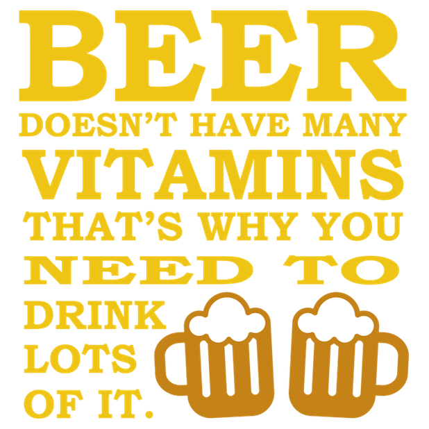 Funny Beer Quotes Stickers For iMessage messages sticker-4