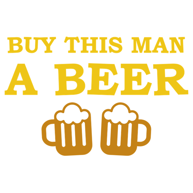 Funny Beer Quotes Stickers For iMessage messages sticker-1