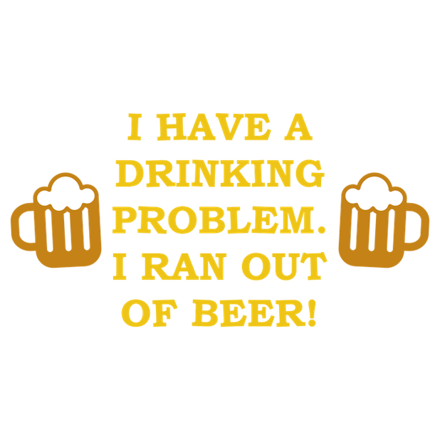 Funny Beer Quotes Stickers For iMessage messages sticker-11